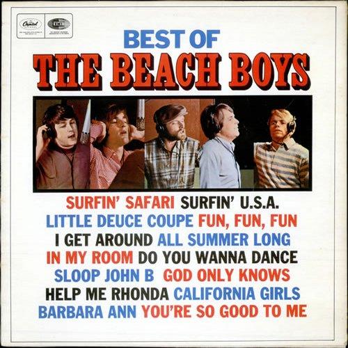 Beach Boys Discography 1966