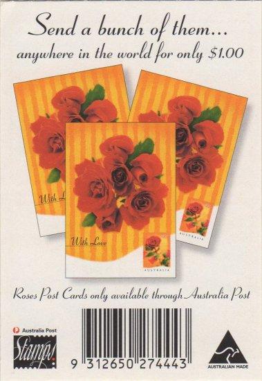 Australian Stamp Booklets 1997