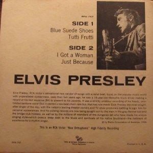 Elvis Blue Suide Shoes
