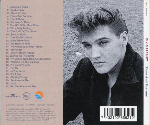 Elvis Presley LP : Something For Everybody (2-LP) - Bear Family ...