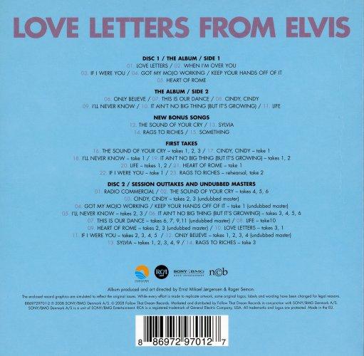 """Résultat de recherche d'images pour """"elvis ftd love letters from elvis"""""""