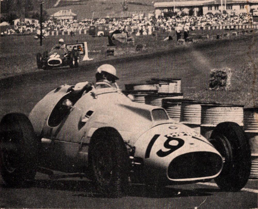 Ron Roycroft Ron Roycroft Ferrari in