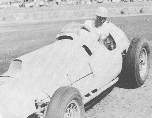 Ron Roycroft Ron Roycroft Ferrari 4500cc