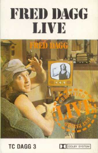 Fred Dagg