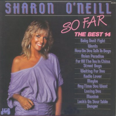 Sharon O Neill Full Discography And Album Covers