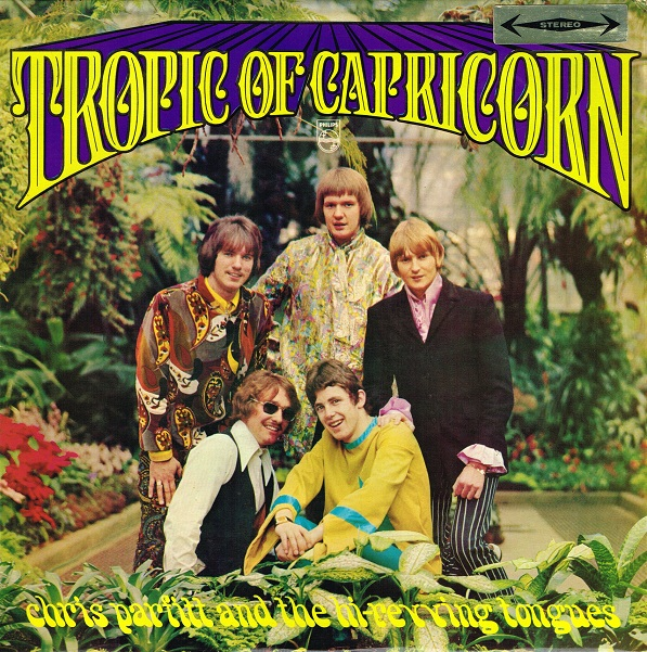 Hi Revving Tongues - A Tropic Of Capricorn